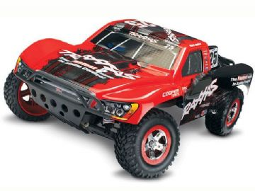 Traxxas 58076-4MAJ Slash VXL Brushless 2WD TSM Mark Jenkins
